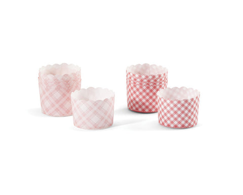 Paper Muffin Liners in Gingham & Plaid by Martha Stewart Crafts