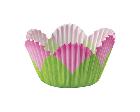 Pink Petal Baking Cups by Wilton