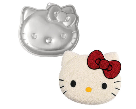 Hello Kitty Cake Pan By Wilton
