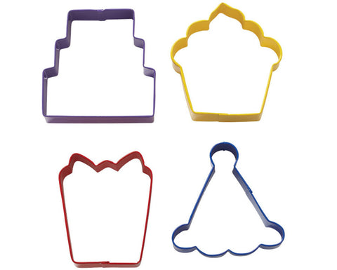Party Cookie Cutter Set By Wilton