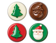 Holiday Cookie Cutters & Baking Molds