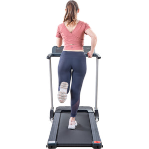 Josephine Folding Treadmill Electric Motorized Running Machine with Bluetooth, Speakers and 3 Incline Options