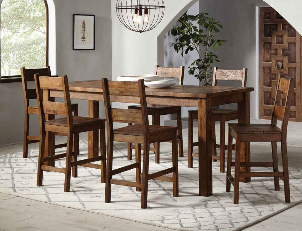 Coleman Counter Height Dining Set
