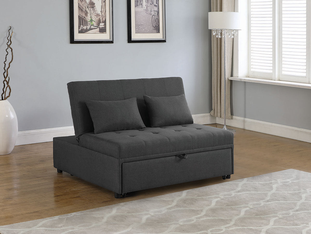 Lance Sofa Bed In Grey