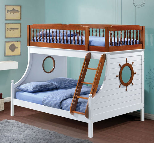 Farah Twin over Full Bunk Bed