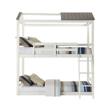 Load image into Gallery viewer, Nadine Cottage Twin over Twin Bunk Bed
