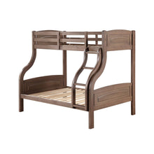 Load image into Gallery viewer, Mohini Twin/Full Bunk Bed in Ash Oak
