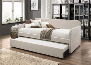 Jagger Daybed & Trundle (Beige)