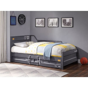 Cargo Daybed & Trundle (Grey)
