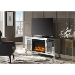 Kennedy Electric Fireplace and TV Stand