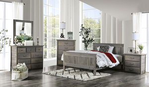 Rockwall  Panel Bedroom Collection