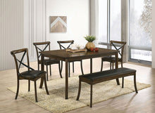 Load image into Gallery viewer, Buhl Dining Room Set With Bench