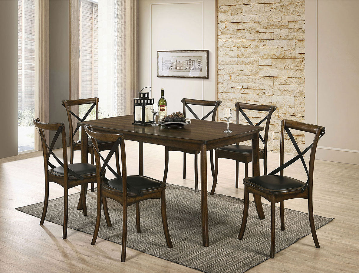 Buhl 7pc Dining Room Set