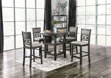 Load image into Gallery viewer, Milly 5-Piece Counter Height Dining Set