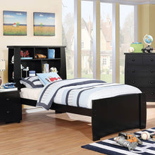 Load image into Gallery viewer, Marlee Youth Bookcase Bedroom Set (Black)