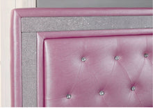 Load image into Gallery viewer, Lianne Rhinstone bed In Purple