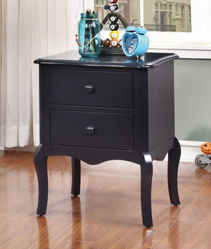 Lexie Traditional Nightstand (Blue)