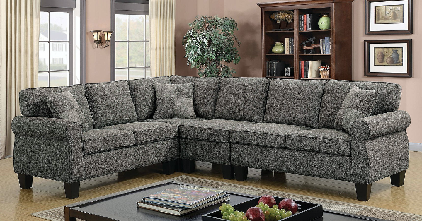 Rhian Grey Sectional