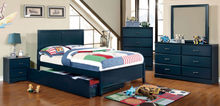 Load image into Gallery viewer, Prismo Blue Bedroom Collection