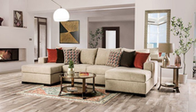 Load image into Gallery viewer, Jayla Beige U Shaped Sectional