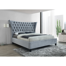 Load image into Gallery viewer, Gabriella Upholstered Bed
