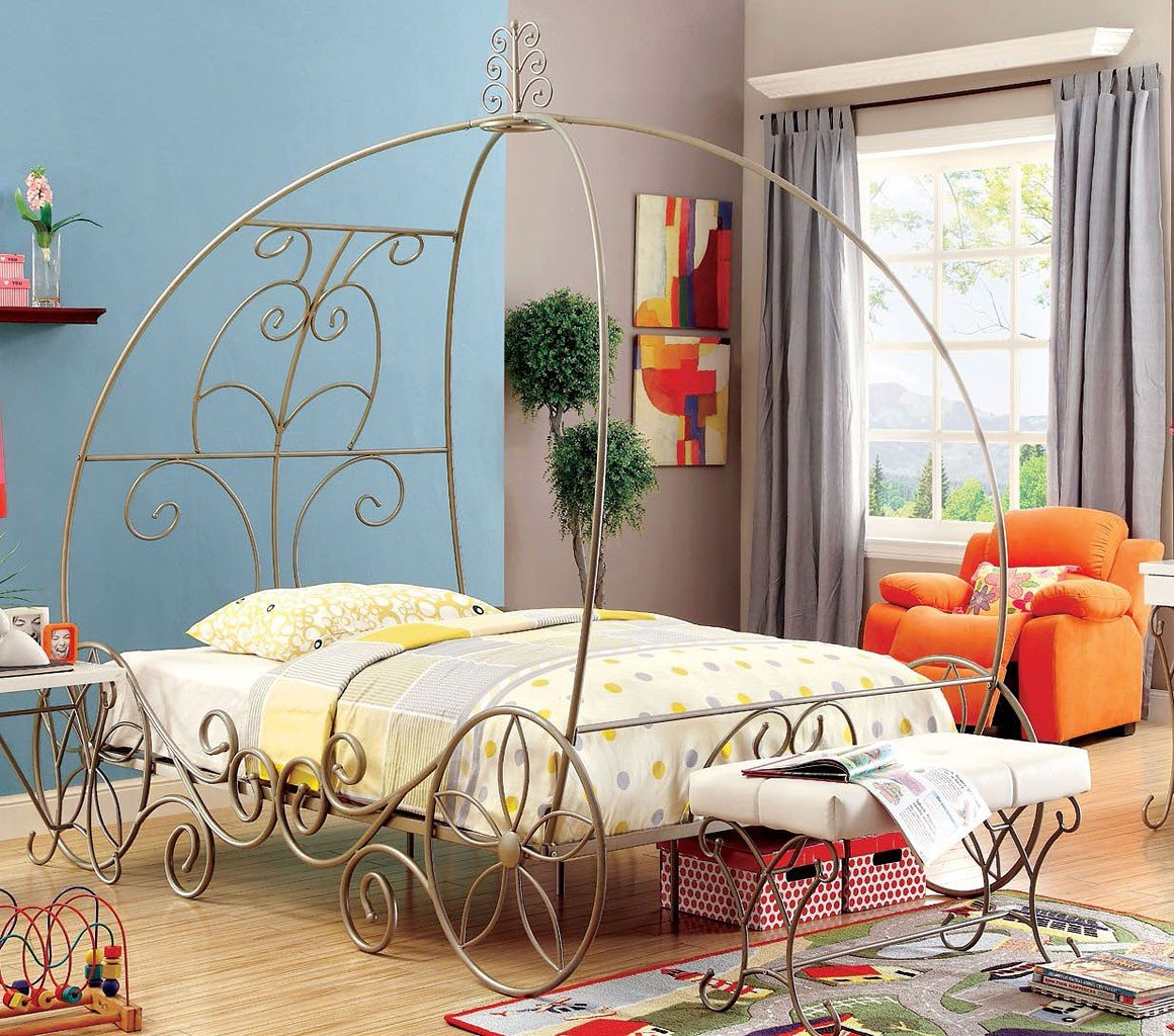 Enchant Canopy Princess Bed