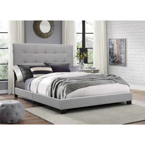 Florence Grey Bed