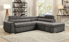 Load image into Gallery viewer, Thelma Sectional With Pull Out Bed