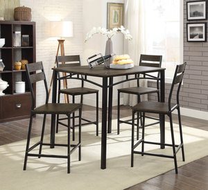 Westport 5PC Counter Height Dining Set