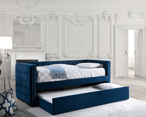 Navy Blue Susanna Day Bed