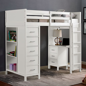 Cassidy Twin Loft Bed