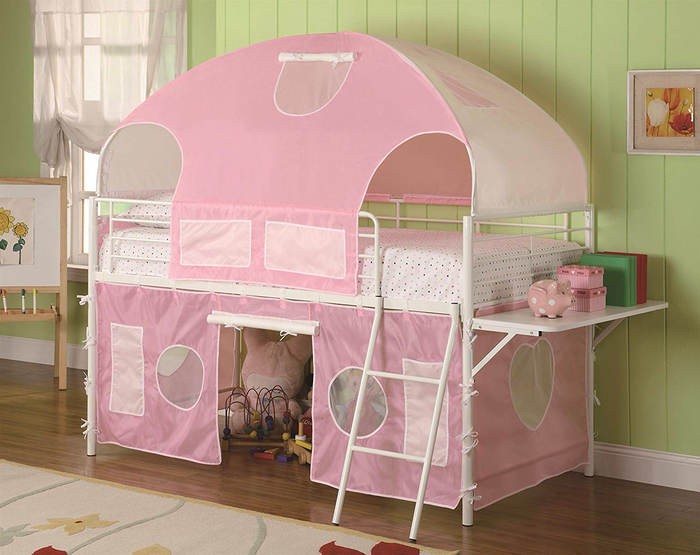 Sweetheart Tent Loft Bed
