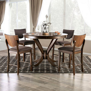 Marina II Round Counter HT. Dining Set