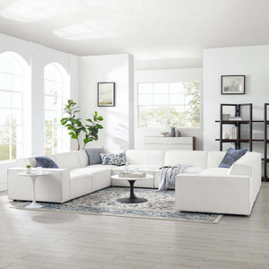 Restore 8-Piece Sectional Sofa in White