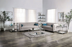 Silvan Grey Living Room Collection