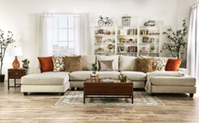 Load image into Gallery viewer, Carnforth Sectional Sofa (Tan)