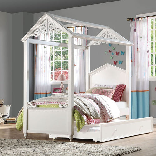 Rapunzel Canopy Bed