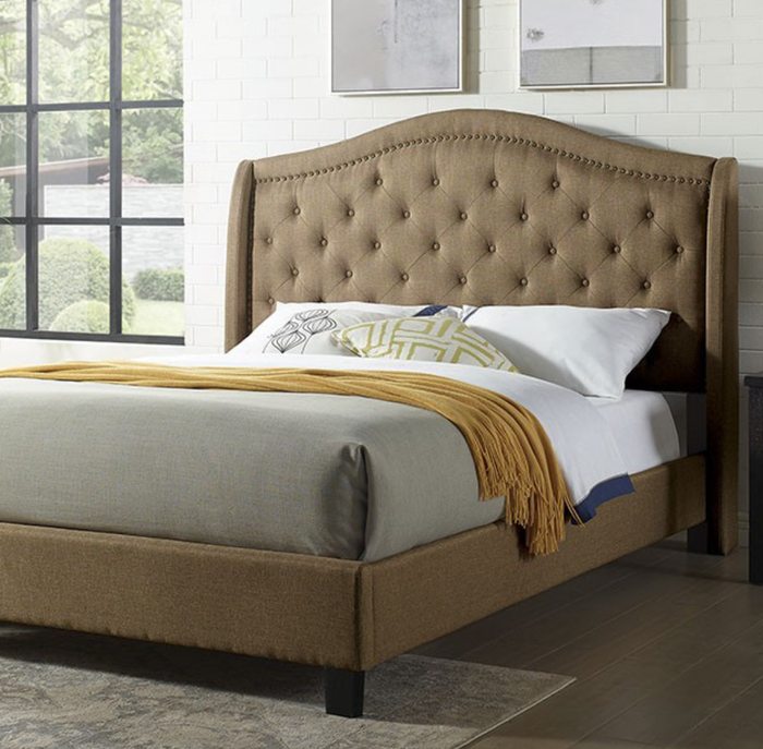 Carly Youth Brown Bed Frame