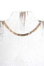 Load image into Gallery viewer, Gold Leaf Choker - Shop Sahara