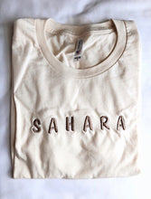 Load image into Gallery viewer, Embroidered Short Sleeve T-Shirt - Shop Sahara