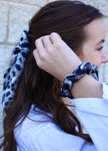 Load image into Gallery viewer, 2in1 Scrunchie & Hair Scarf - Shop Sahara
