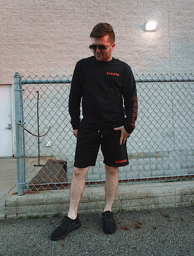 "Sahara ""Heat"" Jersey Shorts"