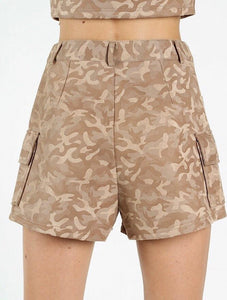 Camo Shorts - Shop Sahara