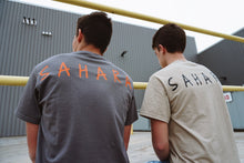 "Load image into Gallery viewer, ""Sahara"" Logo Tee - Shop Sahara"