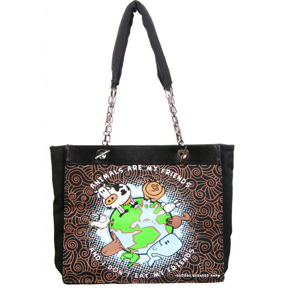 Animal Friends Large Tote (SOLD OUT)