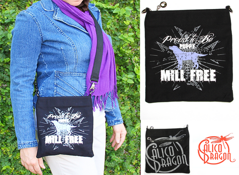 Puppy Mill Cross Body Bag