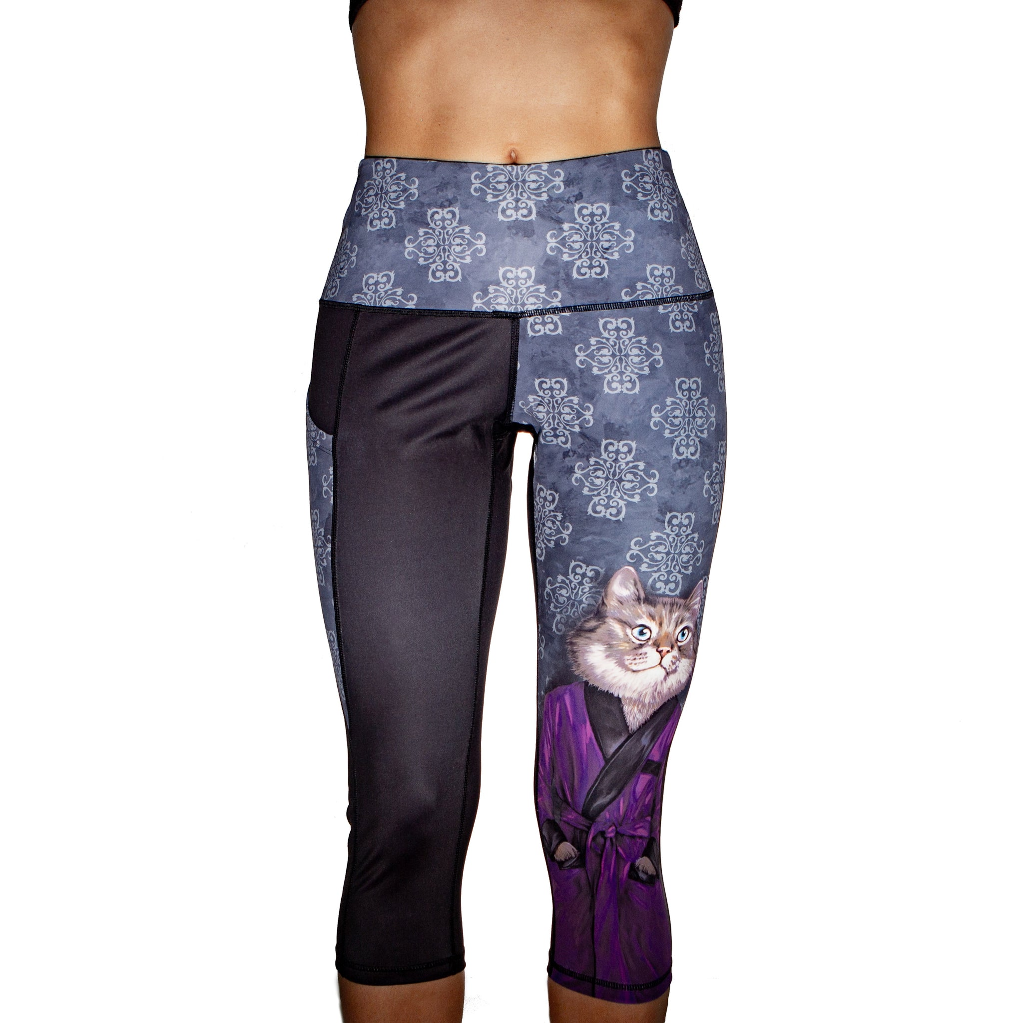 Year of the Cat Yoga Pants