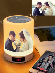 Personalized Photo Night Light