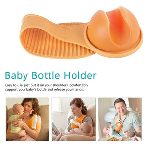 Hands Free Baby Bottle Holder