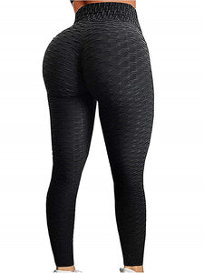 Anti-cellulite Compression high waist leggings